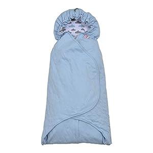 Lodger Wrapper Clever Quilt Cotton Car Seat Wrap Blanket (045 Silvercreek)