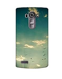 Pick Pattern Back Cover for LG G4 (MATTE)