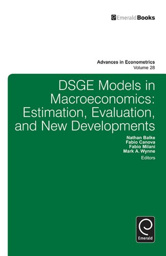 Nathan Balke - DSGE Models in Macroeconomics: 28 (Advances in Econometrics)