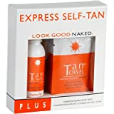 TanTowel Express Self-Tan Gift Set