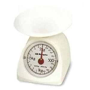 Orbegozo - Balanza Cocina Pc1015, 2Kg, Analogica   Comentarios de clientes y más información
