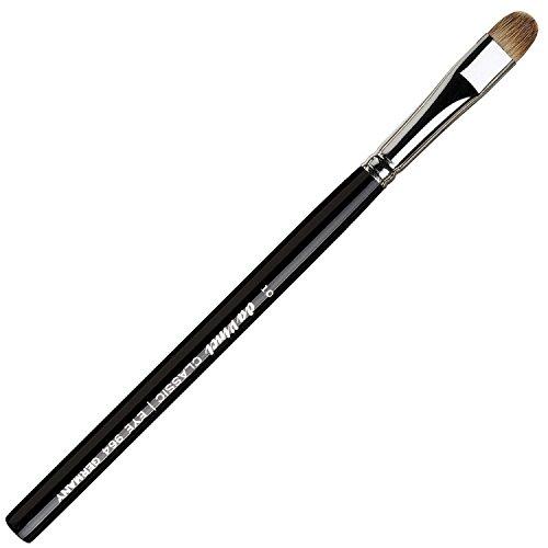 Da Vinci Series 964 Classic Russian Red Sable Multi Purpose Makeup Brush Short Handle, Size 10, 13.1 Gram