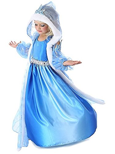 Icelyn Winter Princess - Perfect for Frozen Elsa Costume