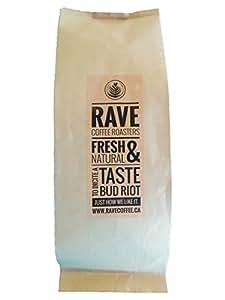 Rave Coffee The Italian Job Fresh Roasted Coffee Beans Classic Italian Blend 1 Kg