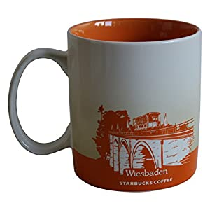 Starbucks City Mug Icon Serie Germany (Wiesbaden)