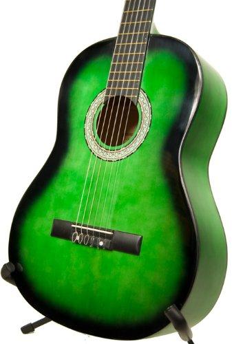ashley-klassik-konzert-gitarre-mit-tasche-set-farbe-grun-grosse-4-4-geeignet-ab-ca-16-jahre