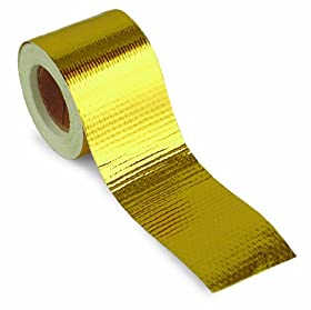 "DEI 010397 Reflect-A-GOLD 2""x30' Tape Roll"