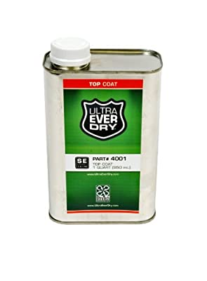 UltraTech 4005 Ultra-Ever Dry Top Coat, 5 Gallon, Translucent White