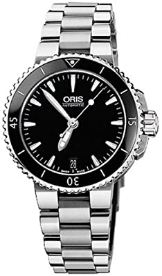 Oris Aquis Date Ladies Watch 733 7652 41 54 MB