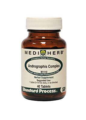 Andrographis Complex 40 Tabs