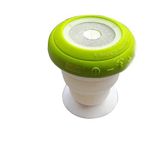 Due-in-one Mini Bluetooth Speaker- variopinta del partito della lampada atmosfera Lampada da tavolo cellulare altoparlante di alta qualità di sport di Bluetooth che eseguono Altoparlante wireless tasca portatile per iPhone iPad iPod Android portatile