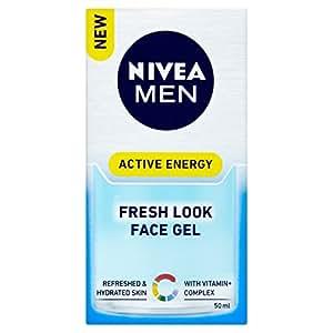 Nivea Men Skin Energy Revitalising Gel 50ML