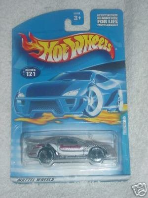 Hot Wheels #121 Firebird - 1