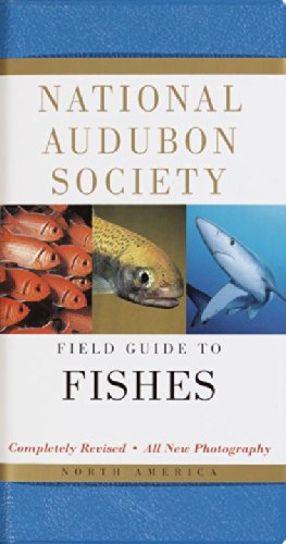 National Audubon Society Field Guide to Fishes: North America (Fish Identification compare prices)