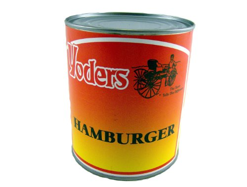 Buy Yoders Canned Hamburger Meat 28oz Cheap Price Cheap
