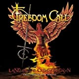 Land of the Crimson Dawn Extra tracks, Special Edition, CD+DVD Edition by Freedom Call (2012) Audio CD