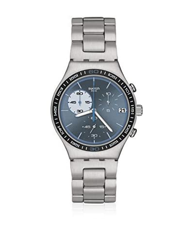 Swatch Orologio al Quarzo Unisex Blue Wink 40 mm