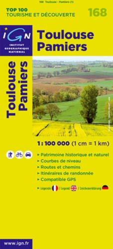 Toulouse Pamiers (French Edition)