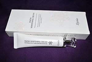 Best Esfolio Snow Whitening Cream - Brightening ,Whitening Effect & Replenishing Moisture 30 Ml. X 2 Tubes