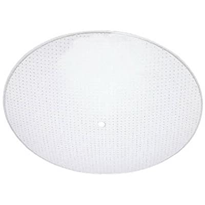 Westinghouse Lighting 81819 Corp 13-Inch Round Glass Diffuser from TV Non-Branded Items (Home Improvement)