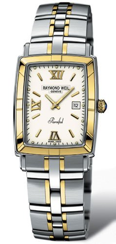 Raymond Weil Parsifal Two-Tone Watch 9340-STG-00307
