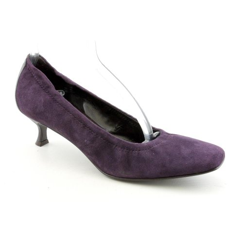 Donald J Pliner Seana Womens SZ 7 Purple New Regular Suede Pumps, Classics Shoes