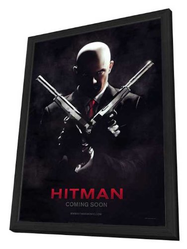 Discount Deals Hitman 27 x 40 Movie Poster - Style B - in ...