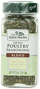 The Spice Hunter Poultry Seasoning Blend, 0.6-Ounce Jars (Pack of 6)