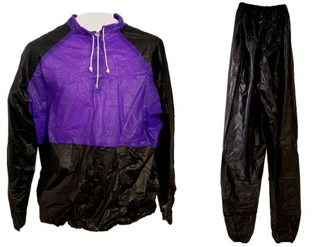 Sauna Suit Weight Loss System. Lose LBS In Hours