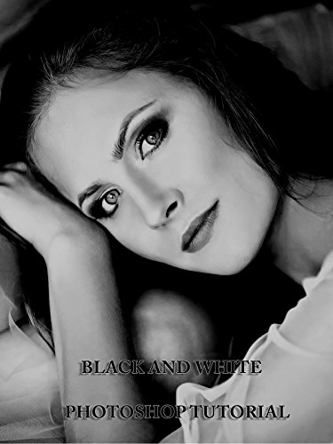 Black and White Photoshop Tutorial