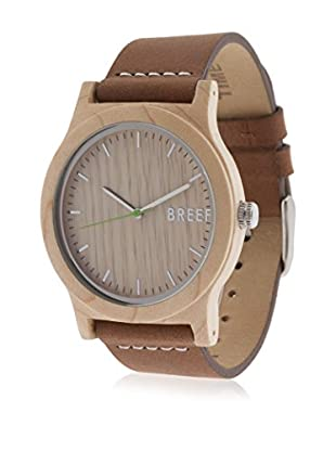 BREEF WATCHES Reloj con movimiento japonés Unisex Maple 40.0 mm
