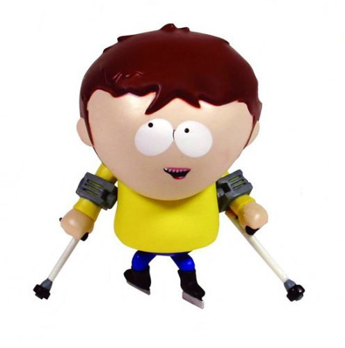 Buy Low Price Mezco South Park: 'Talking' Jimmy Deluxe Action Figure (B000P735QY)