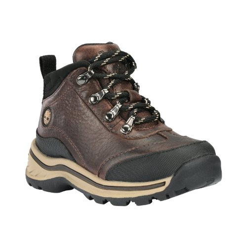Timberland Kid's Back Road Hiking Boots - Brown 8 - Toddler's/ Regular