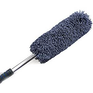 car duster dusting brush retractable dust removal wax shan health personal care. Black Bedroom Furniture Sets. Home Design Ideas