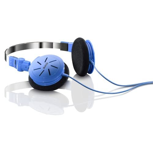 AKG ???????????? AKG K402 Blue K402BLUの写真01。おしゃれなヘッドホンをおすすめ-HEADMAN(ヘッドマン)-