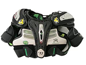 Warrior Players Club Morph Hitman LAX Shoulder Pads