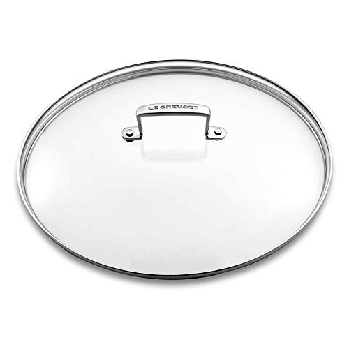 Le Creuset Tempered Glass Lid with Loop Handle for 9.5 Inch Nonstick Fry Pan (Le Creuset Lid compare prices)