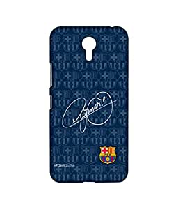 AUTOGRAPH NEYMAR Phone Cover for ZUK Z1 by Block Print Company