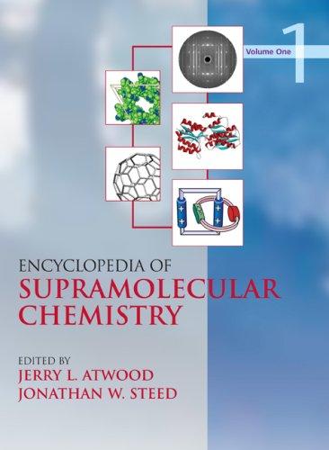 Encyclopedia of Supramolecular Chemistry