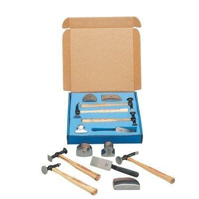 Body & Fender Repair Tool Sets - 7-pc body & fender repair tool set w/woode