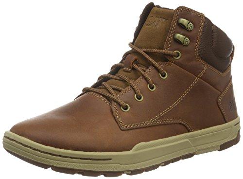 cat-herren-colfax-mid-hohe-sneakers-braun-barley-42-eu