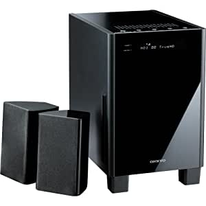 Onkyo HTX-22HDX Ultra-Compact HD Home Theater System (Black) (Discontinued by Manufacturer)