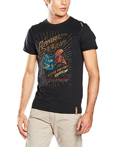 Timezone T-Shirt Manica Corta [Bianco]