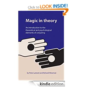 Psychological theories used in penetration magic