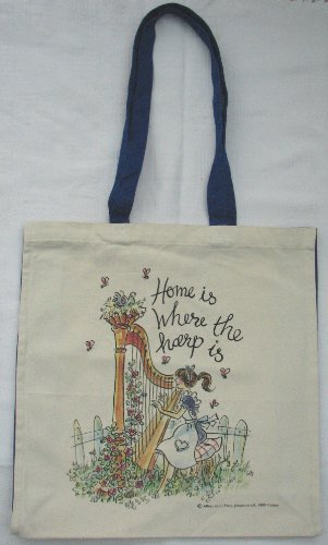 home-is-where-the-harp-is-tote-bag-long-blue-handles-with-blue-gusset