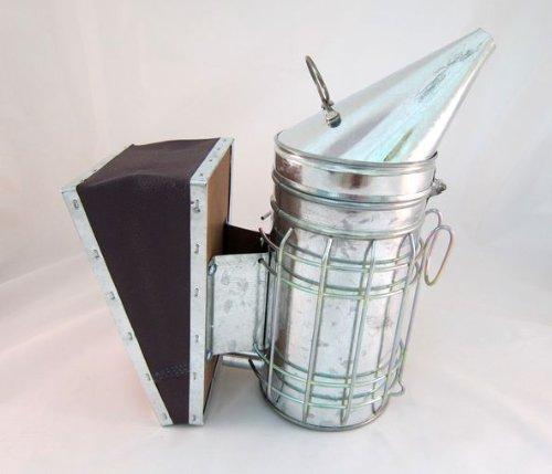 燻煙器 亜鉛めっき製 蜜蜂用 養蜂用 養蜂場
