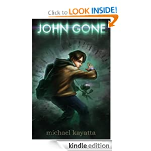 John Gone (The Diaspora Trilogy)