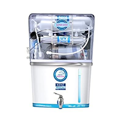 Kent Super Star 8-Litre RO+UV Water Purifier