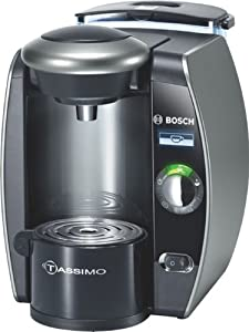 Bosch TAS6515 Tassimo T65 Multi-Getränke-Automat / Display / Twilight Titanium