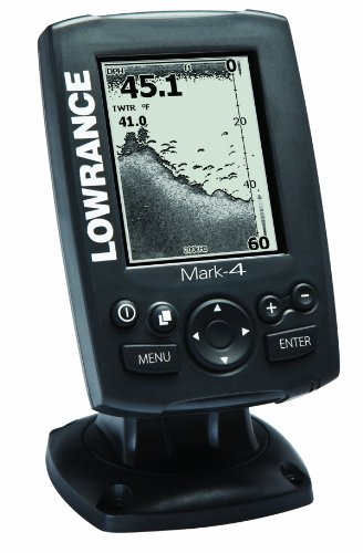 Lowrance Mark-4 Combo Base Fishfinder and Chartplotter